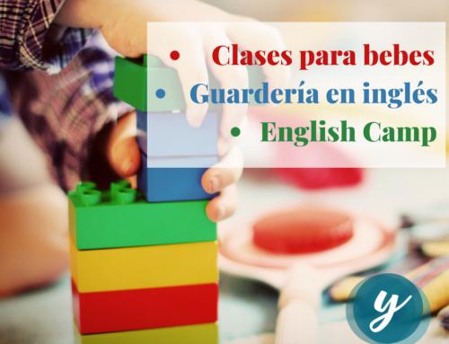 Criar niños bilingües: Diferentes formatos de academia a exámen